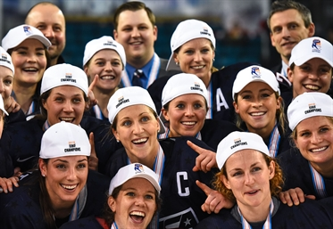 USA to play in Women's Worlds